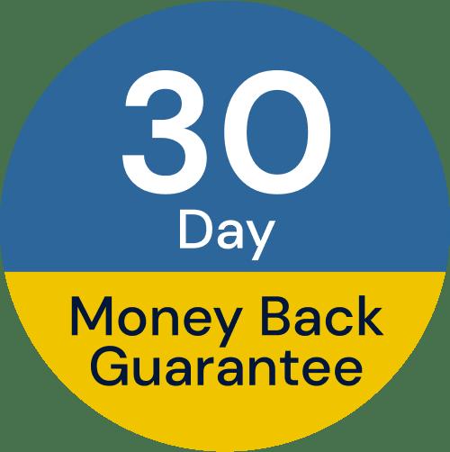 30 Day MB Guarantee Badge