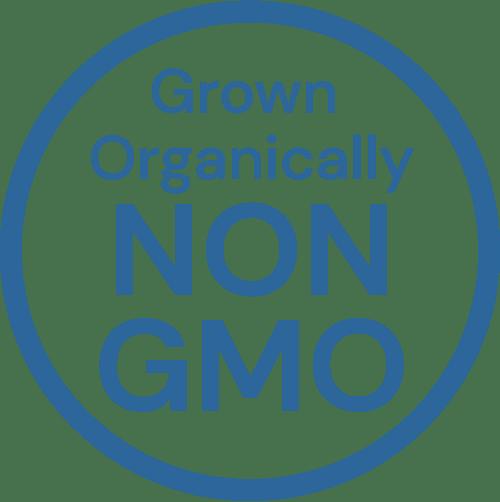 Organic Non-GMO Badge