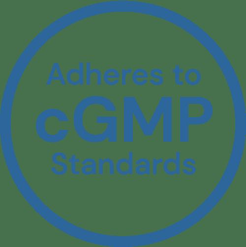 cGMP Badge