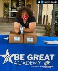 cbd company donates to be great academy