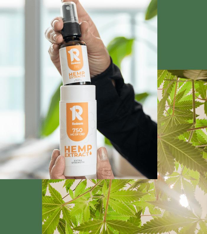 Highest Quality CBD Oil Spray Bottle